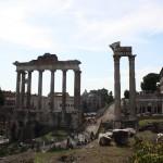 Sevärdheter i Rom: Forum Romanum