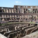 Sevärdheter i Rom: Colosseum