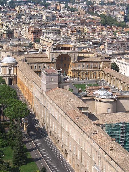 Museum Rom: Vatikanmuseerna: Musei Vaticani