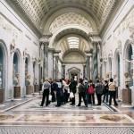 Museum Rom: Vatikanmuseerna: Braccio Nuovo