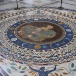 Museum Rom: Vatikanmuseerna: mosaik