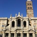 Sevärdheter- kyrkor Rom: Basilica di Santa Maria Maggiore