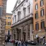 Sevärdheter- Kyrkor i Rom: San Luigi dei Francesi