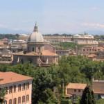 Utsikt från Gianicolo