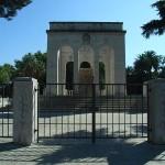 Gianicolo- il Monumento ai Caduti per la libertà di Roma