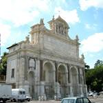 Gianicolo- Il Fontanone dell'Acqua Paola