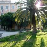 Parker/servärdheter i Rom: Villa Celimontana