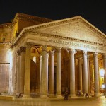 Sevärdheter i Rom: Pantheon