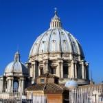 Sevärdheter/kyrkor i Rom: Peterskyrkan