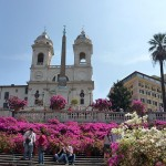 Spanska trappan (Piazza di Spagna)