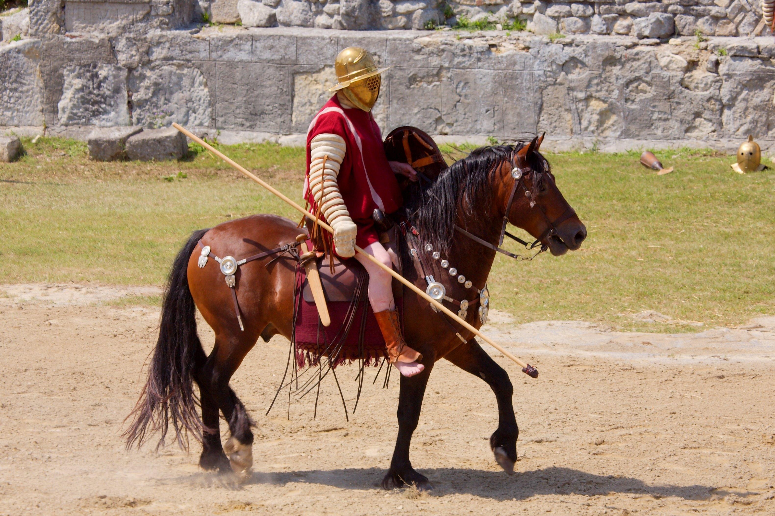 Att göra i Rom: Gladiator för en dag på gladiatorskolan