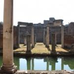 Villa Adriana- Hadrianus villa i Tivoli, Rom
