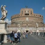 Sevärdheter i Rom: Castel Sant'Angelo