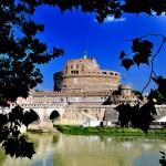 Sevärdheter i Rom: Castel Sant