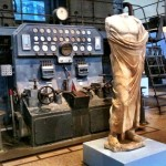 Centrale Montemartini: Staty och maskin
